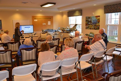 2017 - March, Retirement Center Presentation