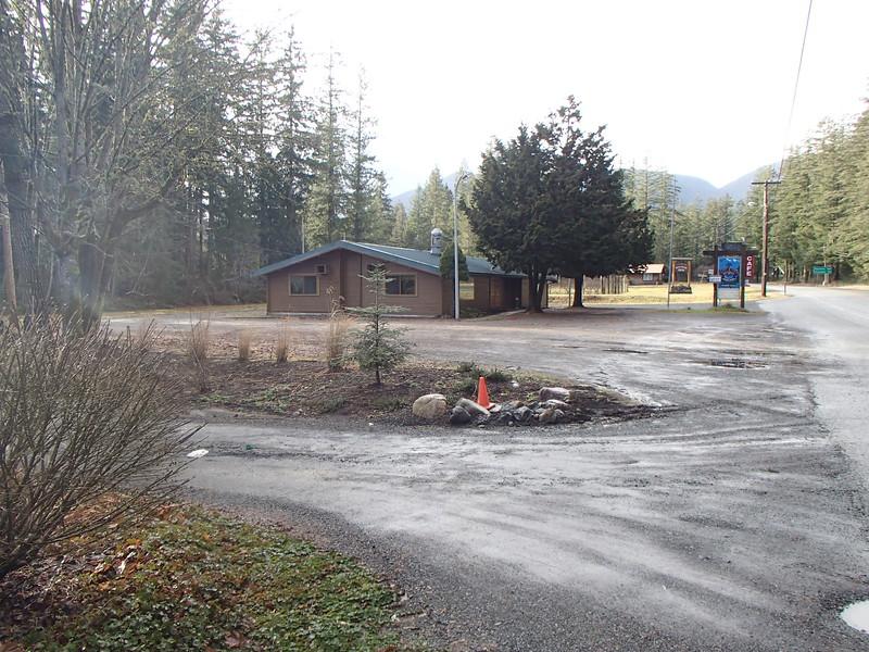 Feb 2017 Logger's  Landing Closed