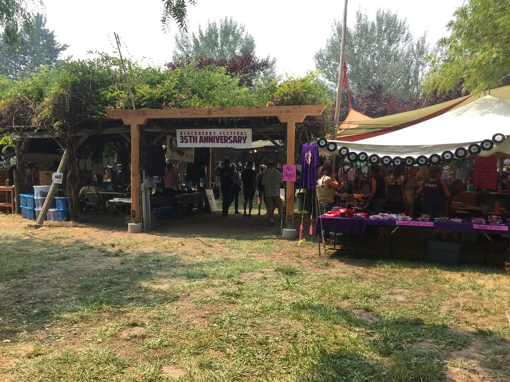 . 35th annual festival in Covelo. Hillary Ojeda-The Willits News