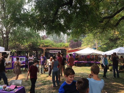 2017 Round Valley Blackberry Festival