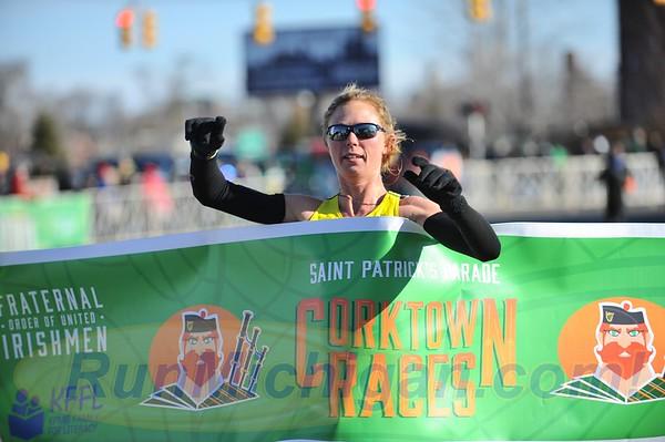 2017 St. Patrick's Parade Corktown Races