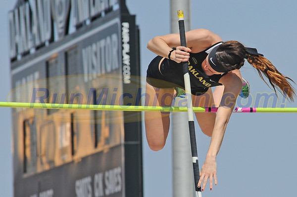 2017 Oakland University Golden Grizzly Outdoor Invite