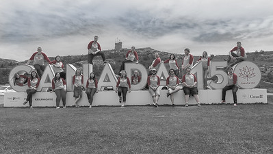 2017 SANL Camp Staff Photo @ Signal Hill