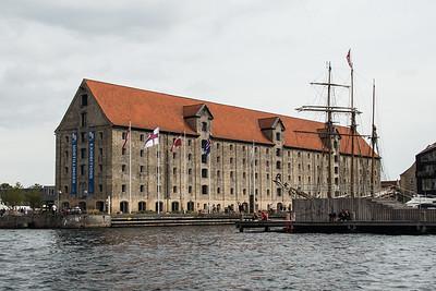 River Tour, Copenhagen, Denmark