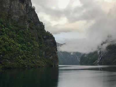 Ferry from Geiranger