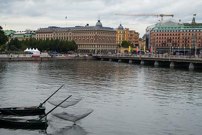 Day One: Stockholm, Sweden