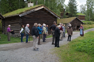 Open-air folk museum at Maihaugen