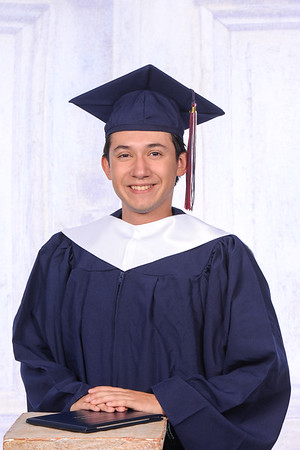 Cap and Gown  -  Sam