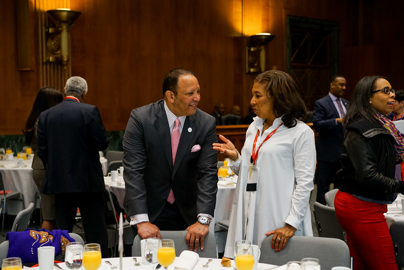Congressional Leadership Breakfast, May 4, 2017. Soulfully Speaking Photography