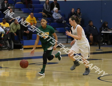 Yucaipa High girls basketball