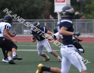 Yucaipa JV football 2017