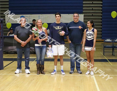 Yucaipa vs poly volleyball