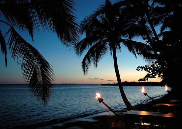 Molokai sunset