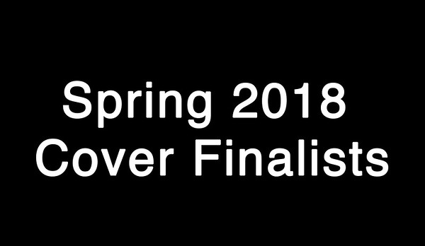 Spring 2018 Contest Finalists