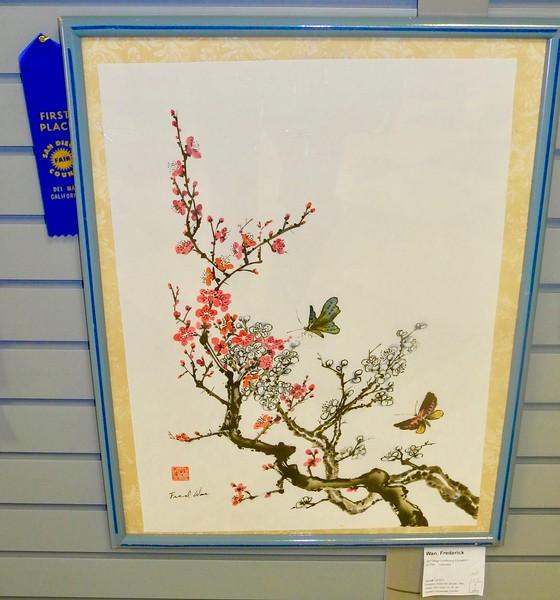 2017 San Diego County Fair Student Showcase Winner