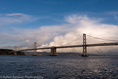 Bay Bridge Clouds