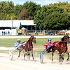 A favorite event at the Sandwich Fair, harness racing, returned Wednesday.