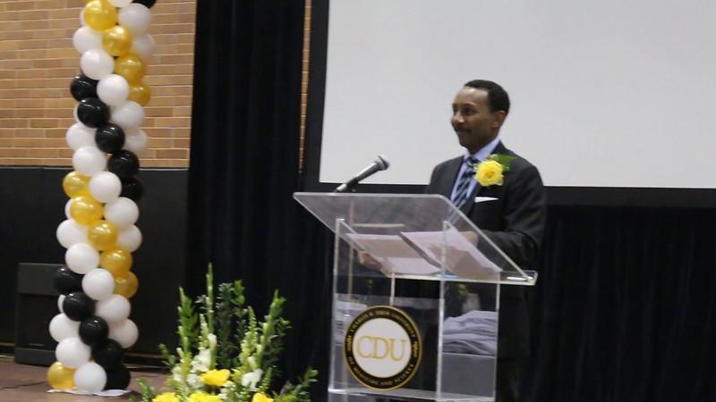 Dr. CHarles Flippen, II, Keynote speaker