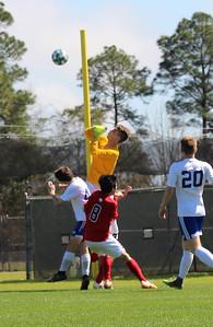 2017 Huntsville High Soccer at Island Cup. credit: Sayuri Beltran