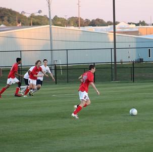 Huntsville Soccer Playoffs vs. Bob Jones. credit: Sonya Craft