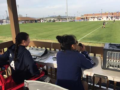 2017 HHS Soccer Volunteers