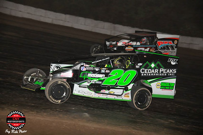 Fulton Speedway Outlaw Weekend Night 2 October 1 2017 Jay Fish Photos