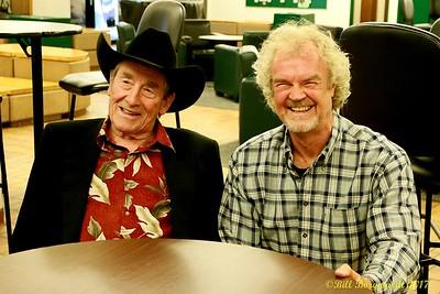 Ian Tyson & Holger Petersen at Horizon 264