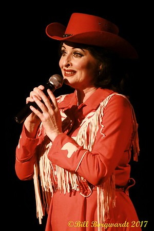 September 23, 2017 - Bonnie Kilroe Presents An Evening With Patsy Cline at Century Casino Edmonton
