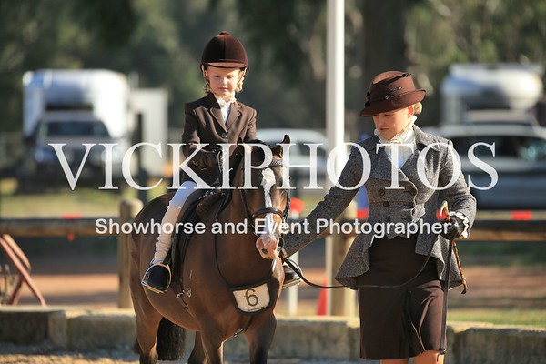 Autumn Pageant Hack & Hunter Show - 15th April