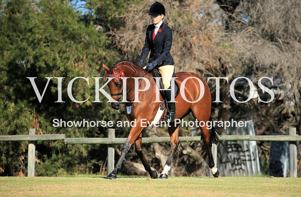 Perth Hack & Dressage Day - 9th April