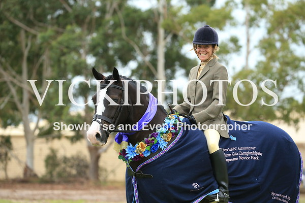 Pinjarra Autumn Hack/Hunter Gala Championship Day - 12.3.2017