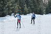 Photography sport cross country skiing