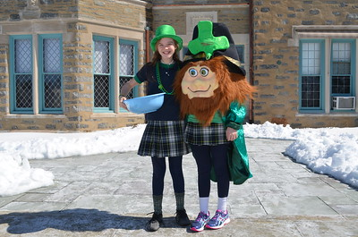 2017-Sixth Grade St. Patrick's Day Lunch