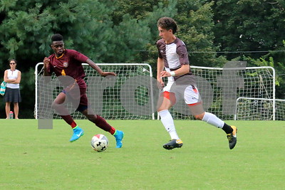 2017 Soccer Landon 5 v Bishop McNamara 0