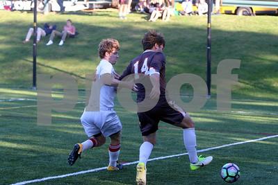 2017 Soccer St Stephens 2 v Landon 1