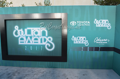 LAS VEGAS, NV - NOVEMBER 5: 2017 Soul Train Music Awards at the Orleans Arena on Sunday, November 5, 2017, in Las Vegas, NV, USA. (Photo by Aaron J. /RedCarpetImages.net)