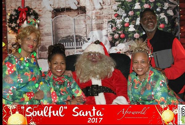 2017 Soulful Santa