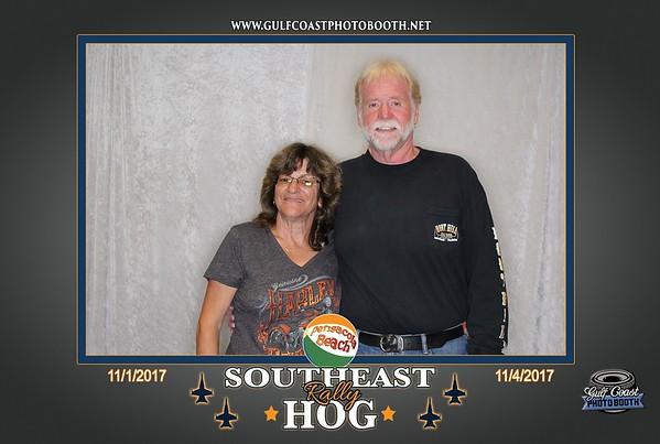 Southeast HOG Rally Nov 2 Photo Booth Registration