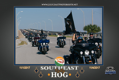 Southeast HOG Rally Nov 4 Pensacola Beach Bridge