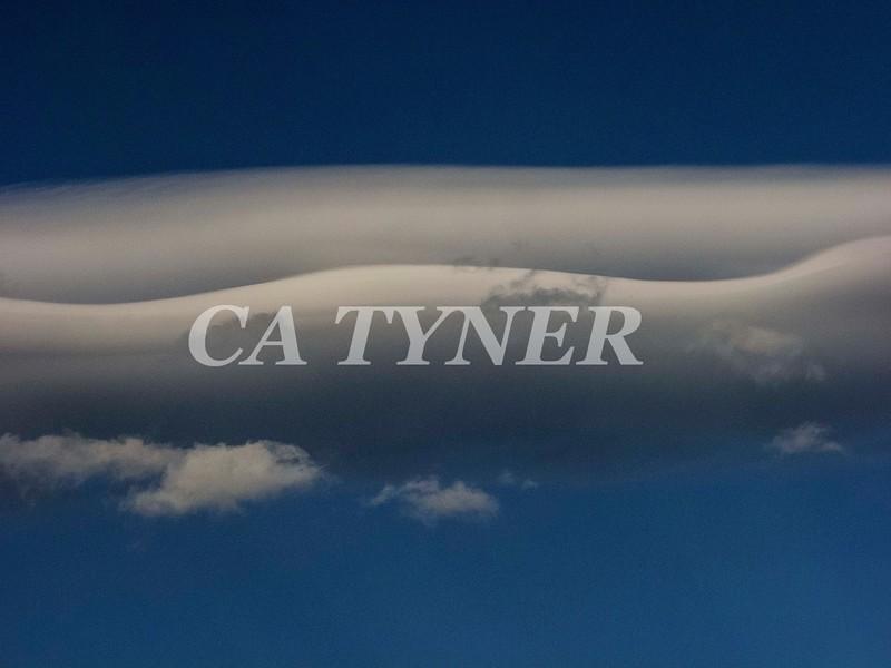 Roll Cloud Over Escalante Utah 1