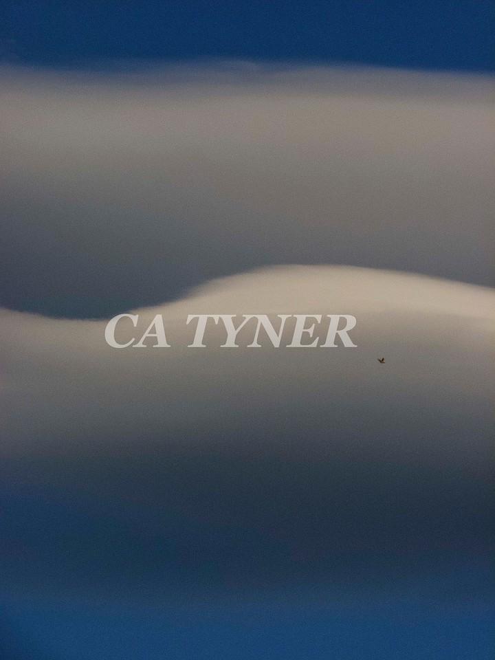 Roll Cloud Over Escalante Utah 5