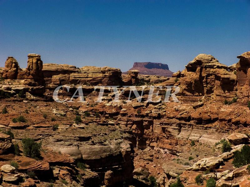 Needles Overlook Canyonlands National Park Utah 3