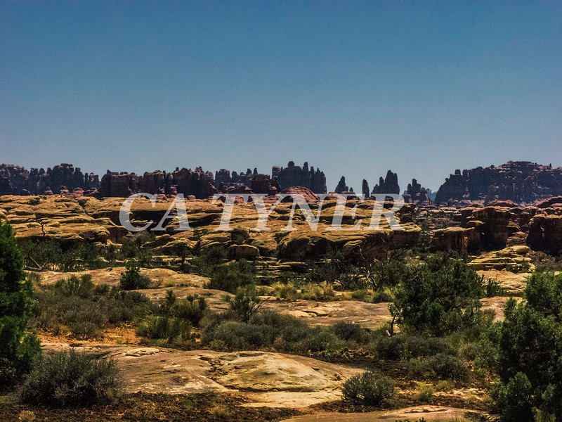 Needles Overlook Canyonlands National Park Utah 4