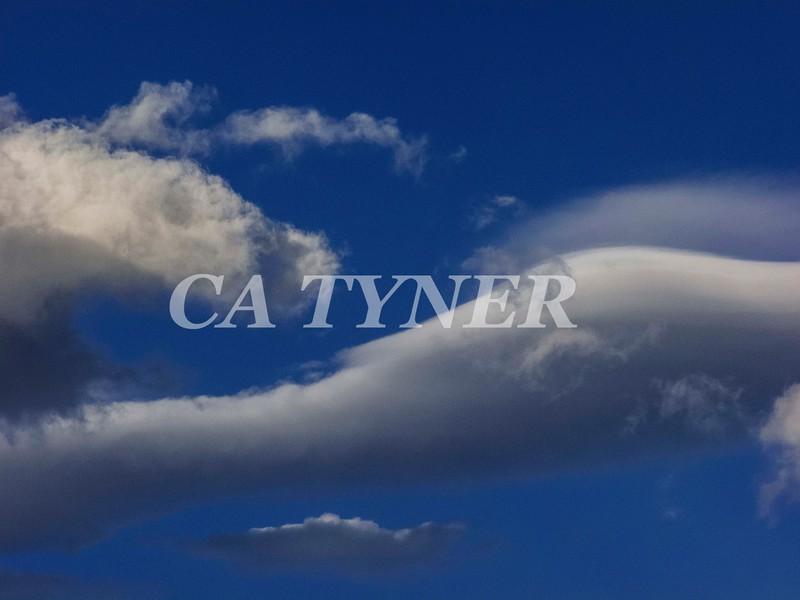Roll Cloud Over Escalante Utah 4