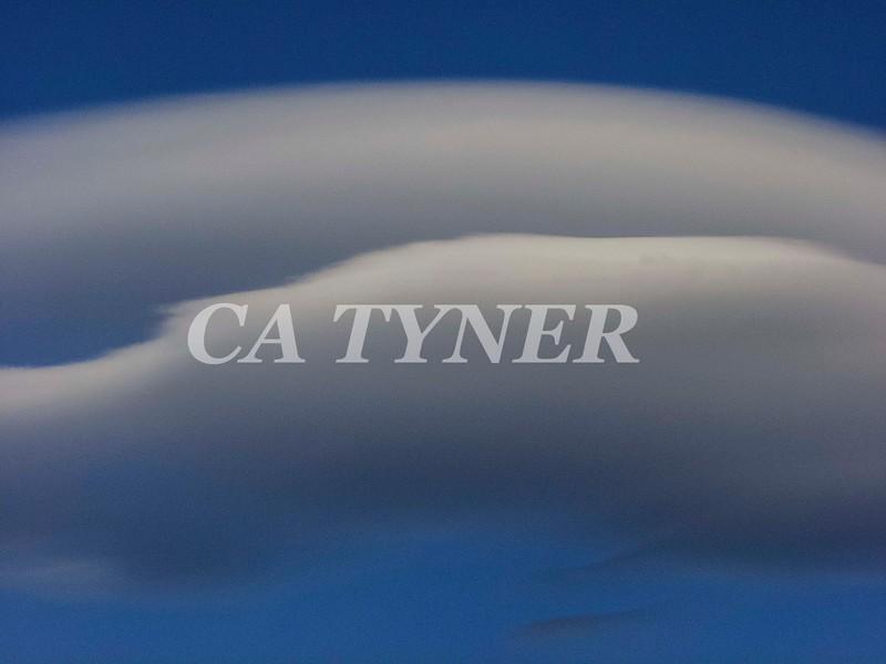Roll Cloud Over Escalante Utah 2