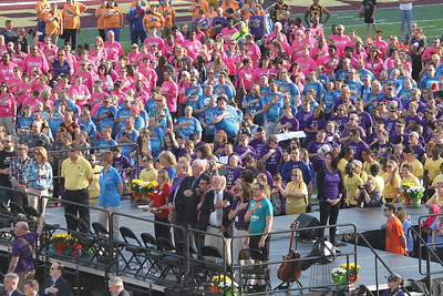 photo by Scott Keyes  The 2017  Special Olympics Summer Games opening ceremonies.
