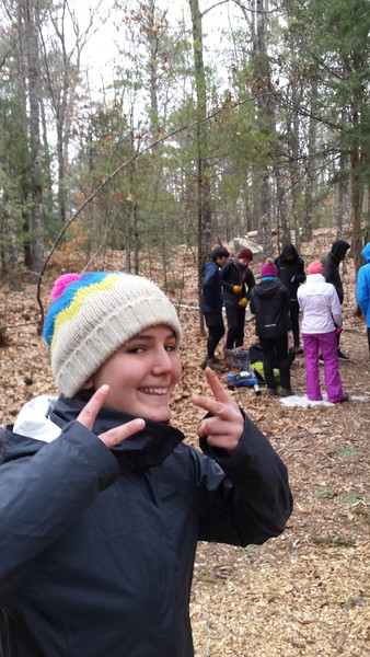 Spring Field Course 2017: Learning the Ropes and Leadership