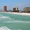 Panama City Beach FL. taken from the state park.