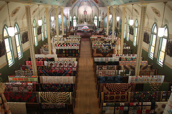 2017 St. Mary's Quilt Show