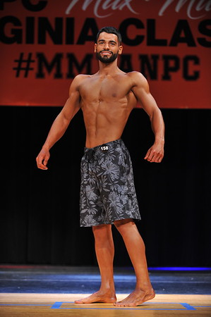Men's Physique Masters , Novice , True Novice ,  Armed Forces , Teen